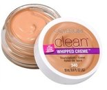 CoverGirl Clean Whipped Creme Foundation 340 Natural Beige