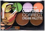 City-Color-Contour-&-Correct-Cream-Palette
