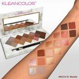 Kleancolor Metamorphic Eyeshadow Palette - ES210.01 Marble_