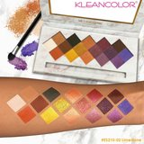 Kleancolor Metamorphic Eyeshadow Palette - ES210.02 Limestone_