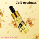 Kleancolor Bedewzzled Serum Primer - MSS388 Gold Flakes & Honey_