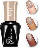 Sally Hansen Salon Gel Polish Gel Nail Color - 125 Pearls, Please