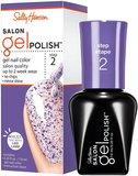 Sally Hansen Salon Gel Polish Gel Nail Color - 250 Purple Prisms