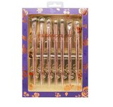 Kleancolor Stop & Smell The Roses 7 Piece Eye Brush Set - CBS4