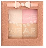 Physicians Formula Nude Wear Touch Of Glow Custom Palette - 6398 Light