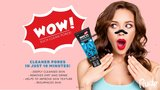 Rude Cosmetics Suck'em Out Charcoal Blackhead Nose Peel Off Pack