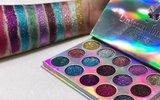 Beauty Creations Unicorn Dream 15 Color Glitter Eye Shadow Palette - EG15
