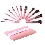 Beauty Creations Royal Rose 12 pc Brush Set - 10BSR3