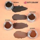 City Color Be Bold Pomade - Dark Brown - Wenkbrauw pomade