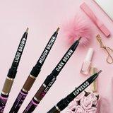 City Color Be Bold Brow Pencil - Dark Brown