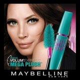 Maybelline Volum'Express The Mega Plush Mascara  270 Blackest Black_