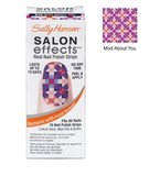 Sally Hansen Salon Effects Real Nail Polish Strips - 510 Mod About You_