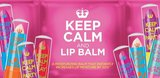 Rimmel Keep Calm and Party Violet Blush & Keep Calm and Love Crystal Clear Lip Balm _