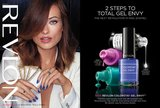 Revlon 2 Steps To Total Gel Envy Long Wearing Nail Enamel - 760 Wild Card _