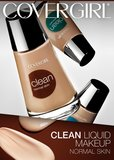 Covergirl Clean Normal Skin Foundation - 160 Classic Tan_