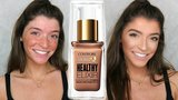 Covergirl Vitalist Healthy Elixir Foundation with Vitamins SPF20 - 775 Soft Sable_