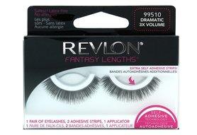 Revlon Fantasy Lengths Self Adhesive Lashes - 99510 Dramatic 3X Volume