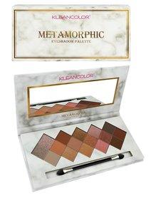 Kleancolor Metamorphic Eyeshadow Palette - ES210.01 Marble