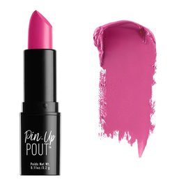 NYX Pin-Up Pout Lipstick - PULS11 Dance Party