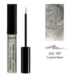 NYX Liquid Crystal Liner - LCL107 Crystal Silver