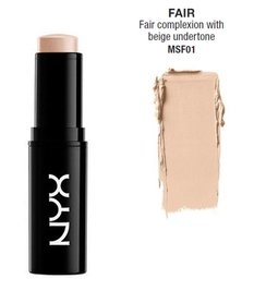 NYX Mineral Foundation Stick - MSF01 Fair