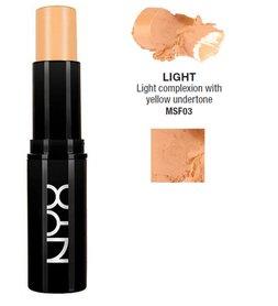 NYX Mineral Foundation Stick - MSF03 Light