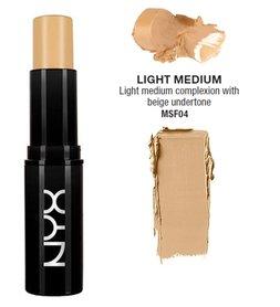 NYX Mineral Foundation Stick - MSF04 Light Medium