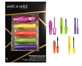 Wet 'n Wild Mini Mascara Collection - Gift Set - Geschenkset 36065