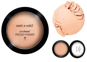 Wet 'n Wild Photo Focus Pressed Powder - 823C Neutral Beige