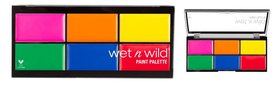 Wet 'n Wild Fantasy Makers Paint Palette - 12910 Brights