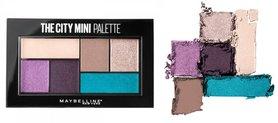 Maybelline The City Mini Eyeshadow Palette - 450 Graffiti Pop