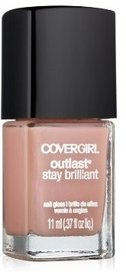 CoverGirl Outlast Stay Brilliant Nail Gloss - 150 Megawatt Mauve