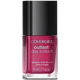 CoverGirl Outlast Stay Brilliant Nail Gloss - 313 Bombshell