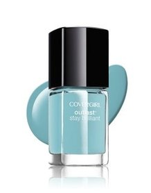 CoverGirl Outlast Stay Brilliant Nail Gloss - 147 Skylight