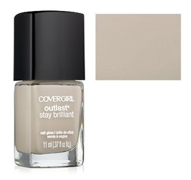CoverGirl Outlast Stay Brilliant Nail Gloss - 200 Always Naked