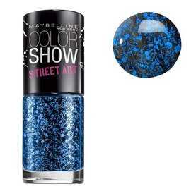 Maybelline Color Show Street Art Top Coat - 52 Nighttime Noise