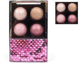 Hard Candy Mod Quad Baked Eye Shadow - 718 Pink Interlude