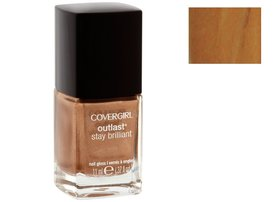 CoverGirl Outlast Stay Brilliant Nail Gloss - 236 Camel