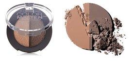 Maybelline Color Molten Cream Powder Eyeshadow - 302 Endless Mocha