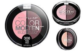 Maybelline Color Molten Cream Powder Eyeshadow - 306 Rose Haze
