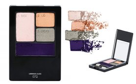 Maybelline Expert Wear Eyeshadow Quads Luminous Lilacs - 07Q