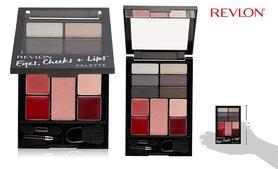 Revlon Eyes, Cheeks + Lips Palette - 200 Seductive Smokies