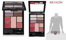 Revlon Eyes, Cheeks + Lips Palette - 300 Berry In Love