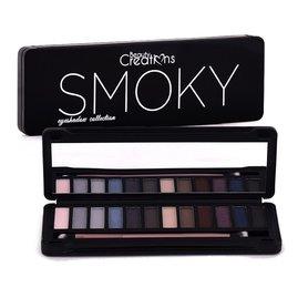 Beauty Creations Intense Eyeshadow Palette - Smoky