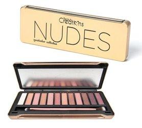 Beauty Creations Intense Eyeshadow Palette - Nudes