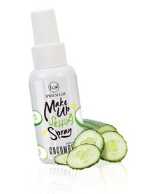 J.CAT BEAUTY Make Up Setting Spray - Cucumber - Spray.Set.Go