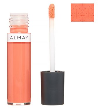 Almay Color + Care Liquid Lip Balm - 700 Cantaloupe Cream
