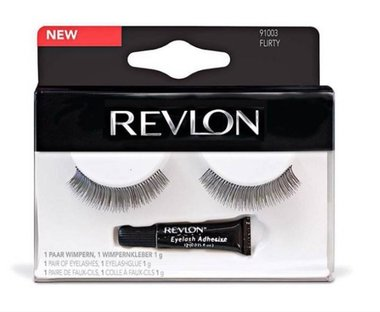 Revlon Fantasy Lengths Self Adhesive Lashes - 91003 Flirty