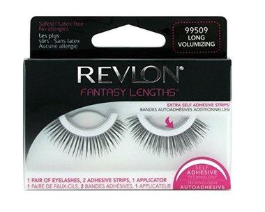 Revlon Fantasy Lengths Self Adhesive Lashes - 99509 Long Volumizing