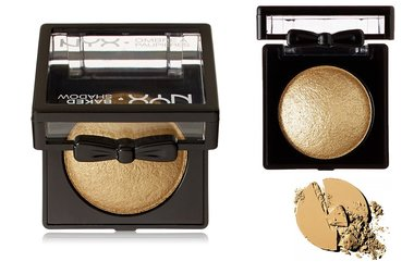 NYX Baked Eyeshadow - BSH06 Ghetto Gold